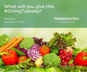 Give the gift of food - What will you give